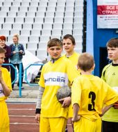 28.05.2017 Футбольный турнир «LEGAL FOOTBALL JUNIOR CUP»